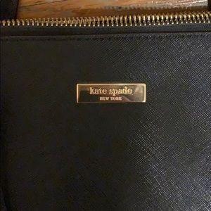 kate spade Bags - Kate spade black tote bag